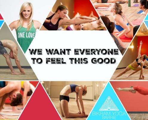 Free Yoga feel good