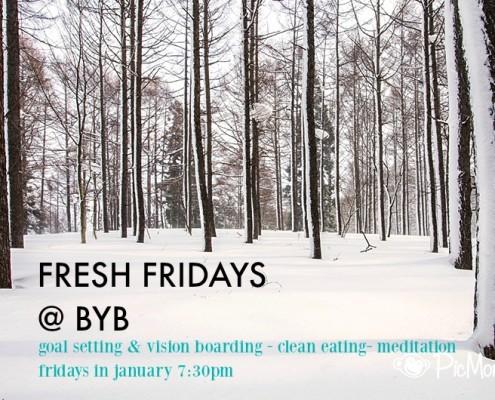 fresh fridays
